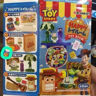 Toy story 反斗奇兵Happy toy room 食玩 3號款