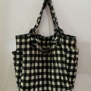 Marc By Marc Jacobs Tote Bag Gingham