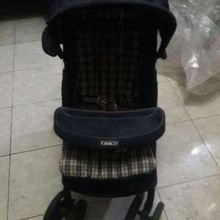 [Preloved] Baby Stroller Graco