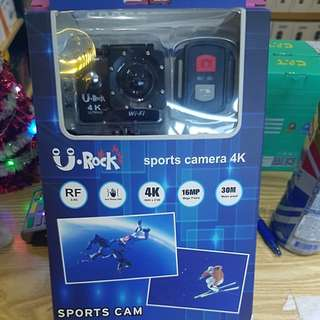 Remax 4k ultra sports cam