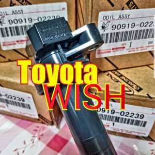 Toyota Wish / ISIS Ignition coil (original Jap made coil)