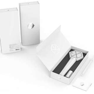 (PREORDE) EXO OFFICIAL LIGHTSTICK