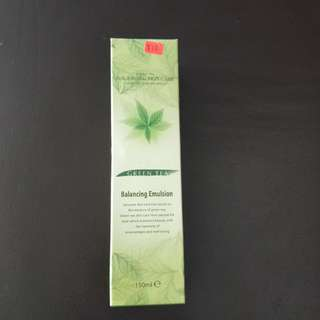 Jant blanc green tea balancing emulsion