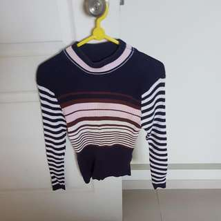 Free Size Long Sleeve Top