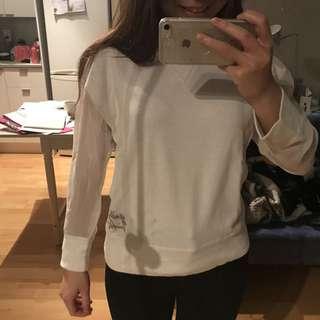 Gilly Hicks Elegant Sweatshirt