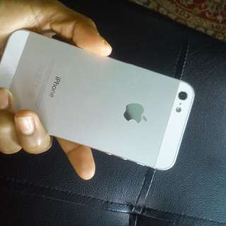 IPhone 5 16g original rush nid money