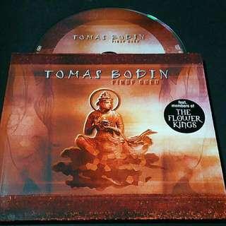 Tomas bodin ( pinup guru) cd progressive rock