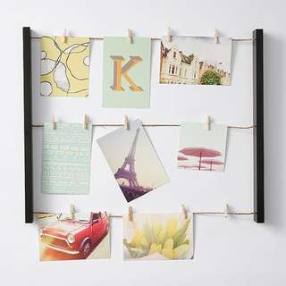 Clip Photo Display
