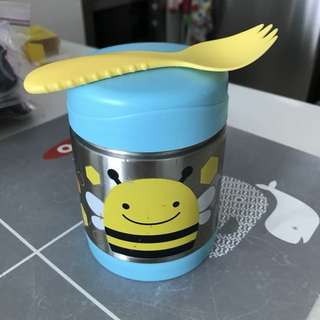 Skip Hop Zoo Insulated Food Jar - Bee