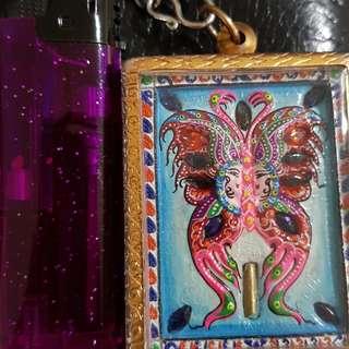 Thai Amulet butterfly KK