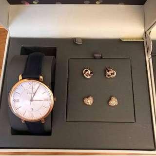 Fossil es4140 gift set - Original Watch 100%