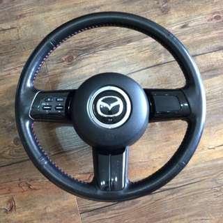 RX-8 Type RS Steering Wheel & Airbag