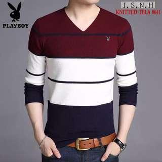 Men's Knitted Shirt