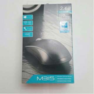 M315 Wireless Optical Mouse