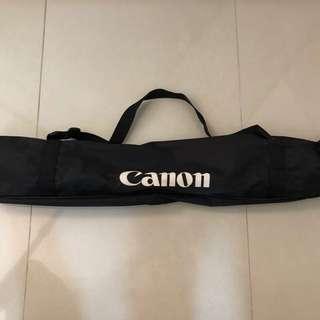 Canon DSLR camera tripod stand