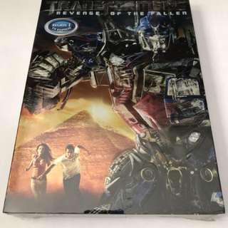 Transformers : Revenge of the fallen (Dvd)