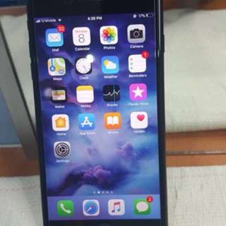 Iphone 7plus 128gb