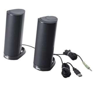 BN Dell AX210 USB Stereo Speaker System