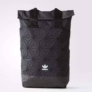 2018 Edition Adidas & Issey Miyake 3D Roll Top Backpack