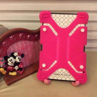 """Tablet cover size 7-8""""pink color"""