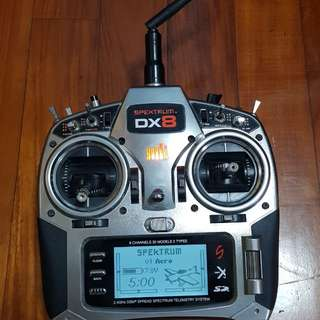 Spektrum DX8 Gen 1