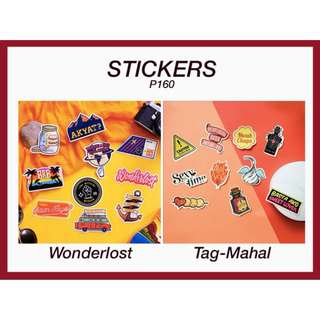 Sticker Pack (Puns)