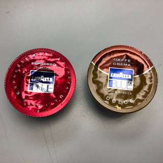 意大利 Lavazza capsule 咖啡粒 espresso intenso / coffee cream dolce