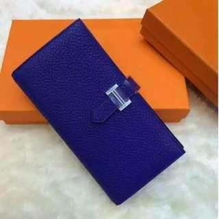 Bearn wallet (electric blue)