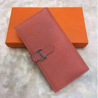 Bearn wallet (watermelon colour)
