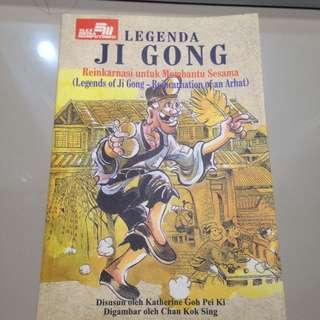 Legenda Ji Gong Reinkarnasi untuk Membantu Sesama