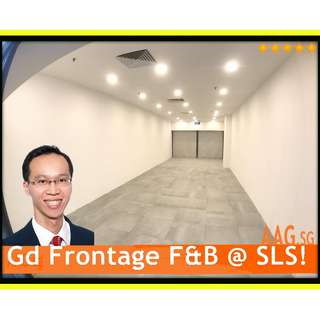 Rare F&B Outlet for Rent in Sim Lim Square (Bugis)!