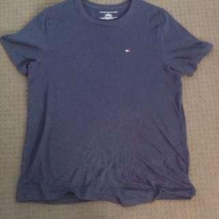 Fake Tommy Hilfiger Navy T-Shirt