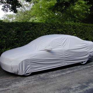 car cover/ fitted up to mid size sedan