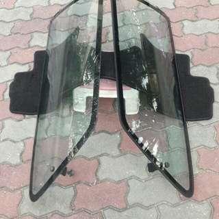 Cermin sisi belakang Honda Civic Sh3 Ef9