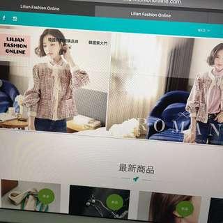 韓國人氣品牌女裝