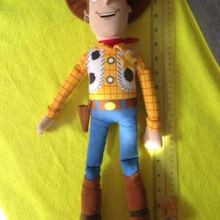 Woody Plush Doll