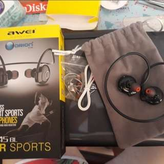 Bluetooth Earpiece AWEI (FOR SPORTS)