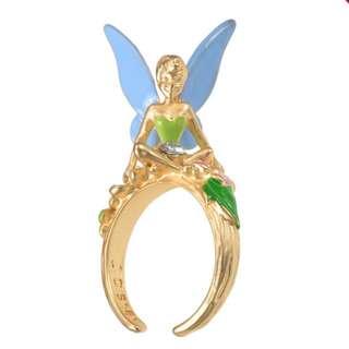 🇯🇵日本代購 迪士尼 Disney 小叮噹 Tinker Bell 戒指