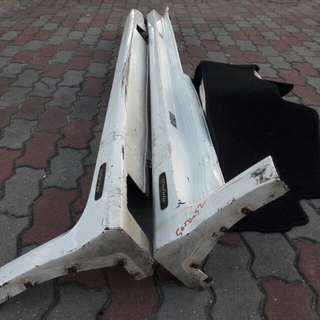 Honda Elysion Japan Modulo bodykit skirting