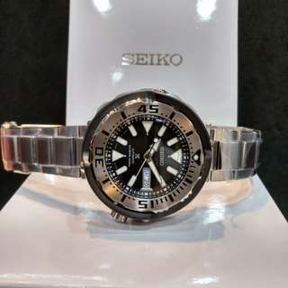 * FREE DELIVERY * Made In Japan Brand New 100% Authentic Seiko Prospex Steel Mini Tuna Automatic Mens Diver Watch SRPA79J SRPA79