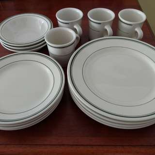 Ciera Dinnerware