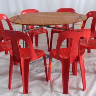 CNY Table Chair Rental
