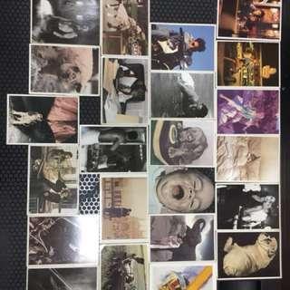 Athena International Postcards