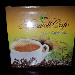 Micswell Coffee healthy malunggay coffee