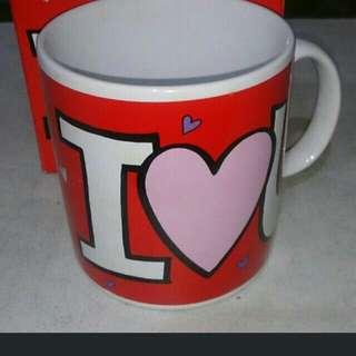 Russ big love mug