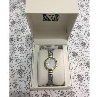 New!! Anne Klein Women's Two Tone Watch