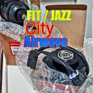 Honda fit jazz GD1 / GD3 / CITY / AIRWAVE Fan Motor