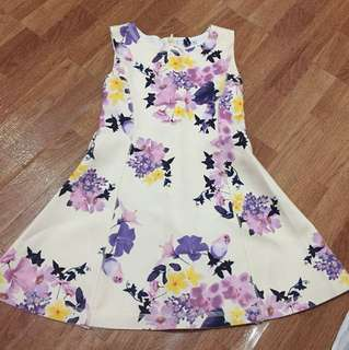 Floral dress | free sf-mnl only