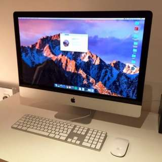 iMac 27吋 2011 i5