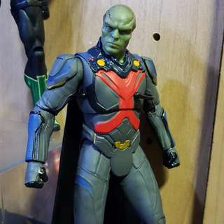 DC Collectibles Martian Manhunter